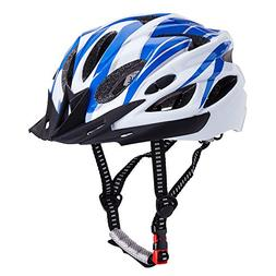 Bormart Adult Cycling Bike Helmet,Lightweight Adjustable Bic