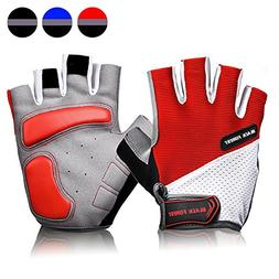 COOLOO Cycling Gloves Bike Gloves Mountain Road Bike Gloves