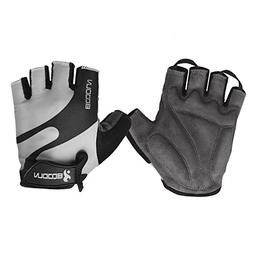 Alioth Star Cycling Gloves men women half finger gel padded
