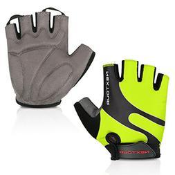 NEXTOUR Cycling Gloves Mountain Bike Gloves Half Finger 10 C