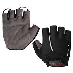 NEXTOUR Cycling Gloves Mountain Bike Gloves Bicycle Half Fin