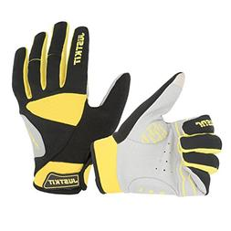 INBIKE 5mm Gel Padded Touch Screen Cycling Gloves MTB DH Roa