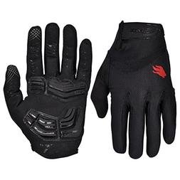 FIRELION Cycling Gloves Mountain Bike Gloves Road Racing Bic