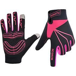 MATT SAGA Cycling Gloves Full Finger Bike Bicycle Gloves Tou