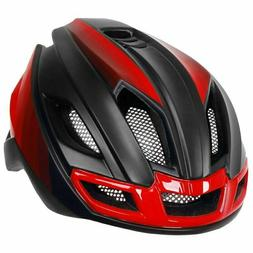 Cycling Helmet Taillight Safe Ultralight Integrally-molded M