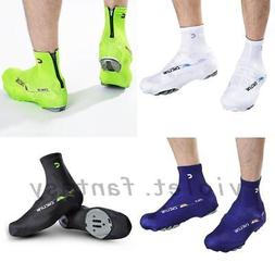 Cycling Shoe Cover Warm Non-Slip MTB Road Bike Boot Overshoe