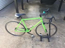 Dawes Chrome Moly 4130, single speed road bike