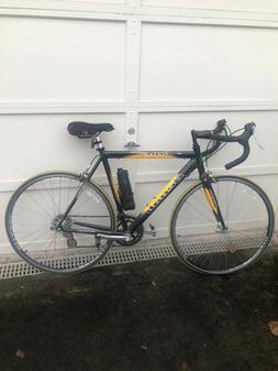 GMC Denali Pro Road Bike Black/Yellow