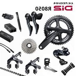 Shimano Di2 Ultegra R8050 50/34T 53/59T 165/170/172.5/175mm