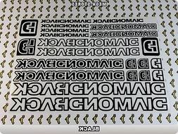 DIAMONDBACK Stickers Decals Bicycles Bikes Cycles Frames For