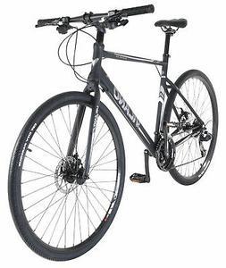 Vilano Diverse 3.0 Performance Hybrid Road Bike 24 Speed Dis