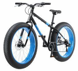 Mongoose Dolomite Men's Fat Tire Bike 26-inch wheels 7 speed