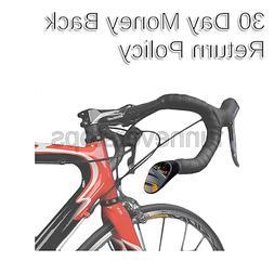 Downeast Bicycle Sprintech Drop Bar Mirror, Left Black