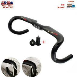EC90 Drop Bar UD Matte Full Carbon Fiber Road Bike Racing MT