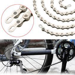 Durable 10 Speed 116 Links Bicycle Chain MTB Mountain Bike R