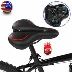 durable mountain bike saddle soft shock absorption