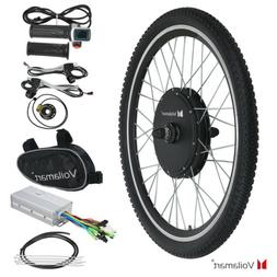 "26"" 48V 1000W Ebike Front Wheel Electric Bicycle Motor Conve"
