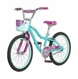 "Schwinn Elm Girl's Bike with SmartStart, 16"" Wheels, Teal"