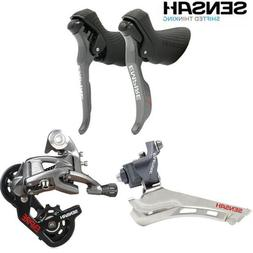 EMPIRE 2x11 speed Bicycle Derailleur set <font><b>road</b></