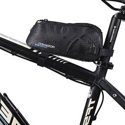 FlexDin Energy Bicycle Frame Bag, MTB/Road/Triathlon Bike Fr