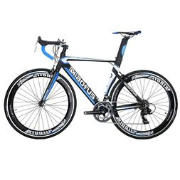 EUROBIKE XC7000 54CM Light Aluminum Frame Road Bike 14 Speed