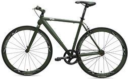 RapidCycle Evolve Fixed Gear Bike - Aluminum Flat bar