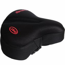 Exercise Bike Seat Gel Cushion Cover For Large And Wide Bicy