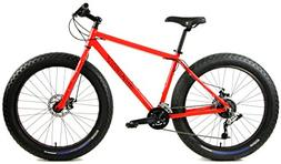 Gravity Bullseye Monster 26 inch Fat Bike 26in Wheel Disc Br