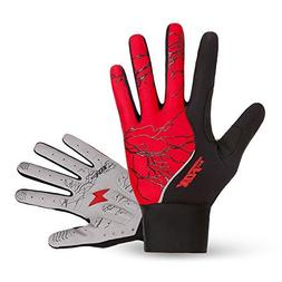 Basecamp Full Finger Mountain Road Bike Gloves,Unisex Summer