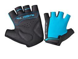 Sincier Fingerless Cycling Gloves,Mountain Bike Gloves,Train