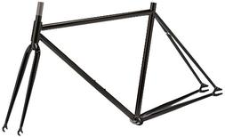 Pure Fix Fixed Gear Track Bike Frame Set, 58cm/Large, Gloss