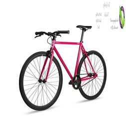 6Ku Fixed Ar Single Speed Urban Fixie Road Bike