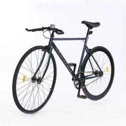 Road Bike 700C Fixed Gear Bike Single Speed Track Bike Fixie