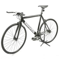Fixed Gear Bike Single Speed Urban Fixie Road Bike Carbon Fi