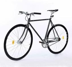 700C Road Bike Hi Ten Track Bike Fixie Bicycle Single Speed