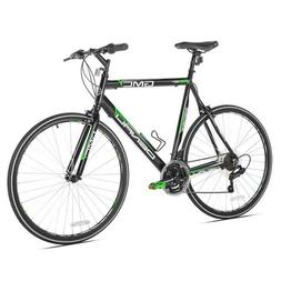 GMC Men's Denali Large Flat Bar 700c 21-Speed Road Bicycle
