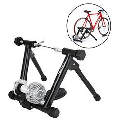 OrangeA Fluid Trainer with Resistance Shifter Portable Road