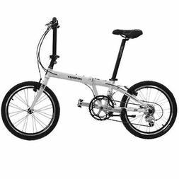 Hasa Folding Foldable Bike Shimano 18 Speed 20 Inch