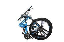 "Folding Mountain bike Foldable Frame 26"" Shimano 21Speed Bic"