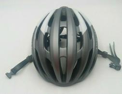 Giro Foray Road Cycling Helmet Matte Titianium/White Large