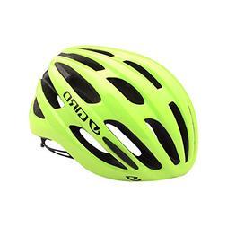 Giro Foray MIPS Road Cycling Helmet Highlight Yellow Small
