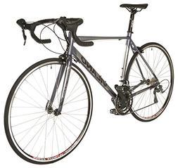 Vilano FORZA 2.0 Aluminum Carbon Shimano Tiagra Road Bike, M