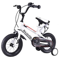 Goplus Freestyle Kids Bike Bicycle 12inch/ 16inch/ 20inch Ba