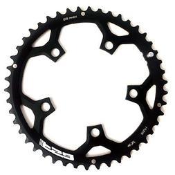 FSA N10/11 Pro Road Bicycle Chainring - Black - 46T/110mm -