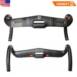 Full Carbon Fiber Hollow Handlebar Road Bike Racing Handleba