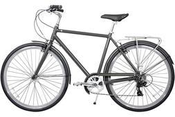 Gama Bikes Men's Metropole 8 Speed Shimano Hybrid Urban Comm