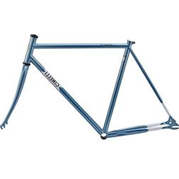 Cinelli Men's Gazzetta Bicycle Frame Set, 55.5cm/Medium, Blu
