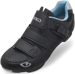 Giro GF22170 Womens Reveille Road Bike Shoes, Blk/Milky Blue
