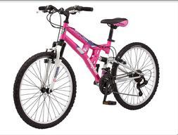 Girls 15 inch Mongoose Mountain Bike
