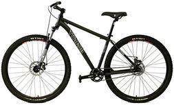 Gravity G29 FS 29er Single Speed Mountain Bikes + Lock Out S